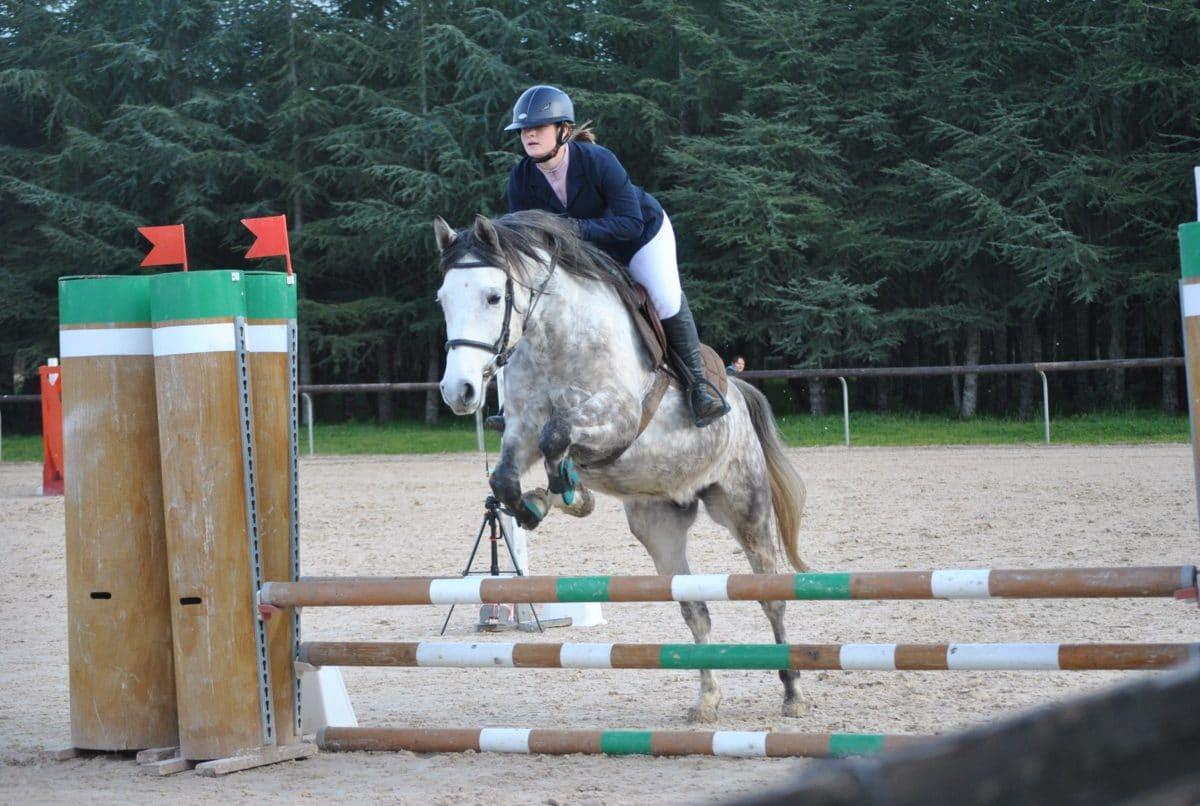 CSO, équitation sportive, Domaine équestre de Maruejols