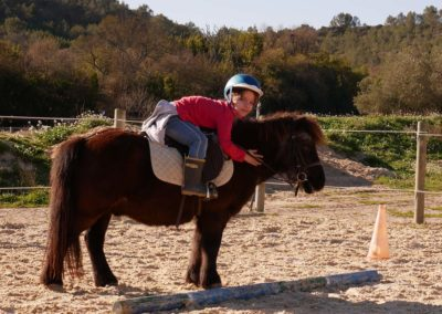 dem poney 10, Domaine équestre de Maruejols
