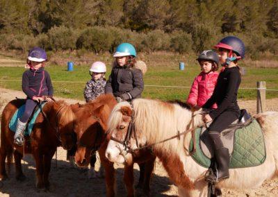 dem poney 4, Domaine équestre de Maruejols