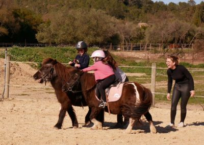 dem poney 7, Domaine équestre de Maruejols