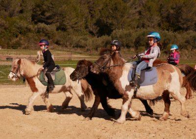 dem poney 8, Domaine équestre de Maruejols
